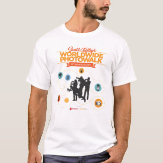 Camiseta 2017 - colores claros del #WWPW