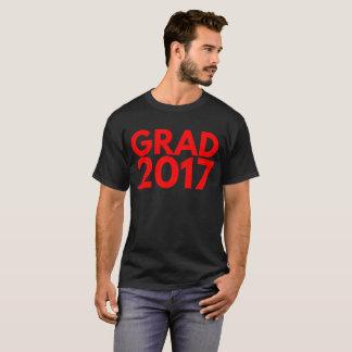 Camiseta 2017 de la graduación