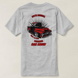 Camiseta 2017 del Car Show de Basehor