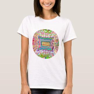 Camiseta 20 diseños perfectos - traseros, frente del