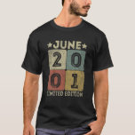 Camiseta 20Th Birthday Vintage Mouse Lover Pet Cute 20 Year