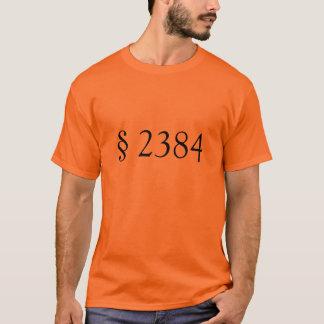 Camiseta § 2384 de 18 USC - conspiración sediciosa