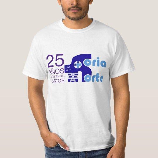 CAMISETA 25 ANIVERSARIO SORIA NORTE