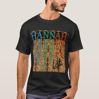 Camiseta 25to Cita; Vida de HANNAH