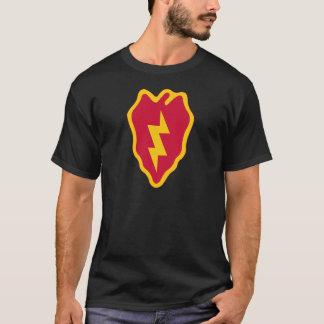 Camiseta 25to División de infantería