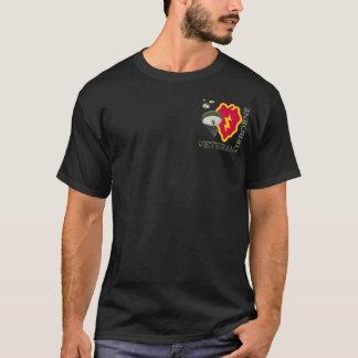 Camiseta 25to Veterano aerotransportado de la