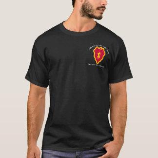 Camiseta 25to veterinario de la identificación del
