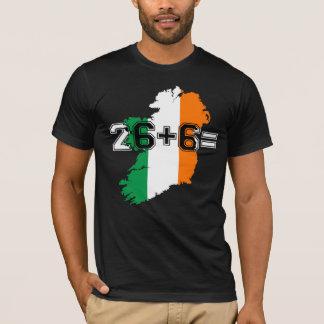 CAMISETA 26+IRLANDA UNIDA 6=1