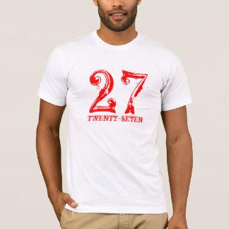 CAMISETA 27