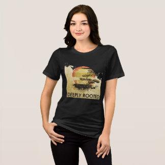 Camiseta 2,0 profundamente arraigados