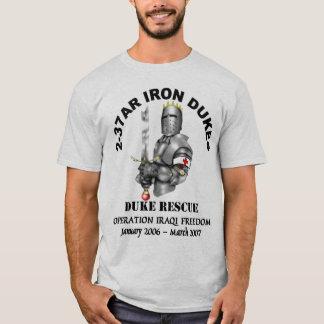 Camiseta 2-37AR pelotón médico OIF