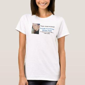Camiseta #2 de la conciencia de Jarid Henry