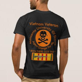 Camiseta 2 de Vietnam Agent Orange