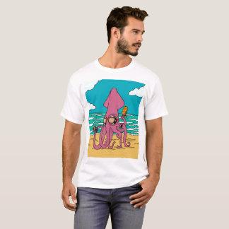 Camiseta 2 del calamar de Bro