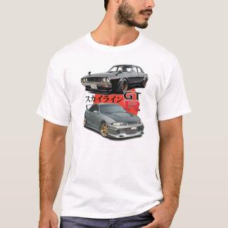 Camiseta 2 generaciones - horizonte GTR