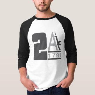 camiseta 2A 1791