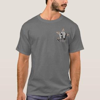 Camiseta 2do Corea del Sur de la división de infantería