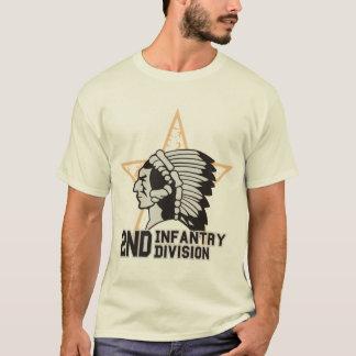 Camiseta 2do División de infantería
