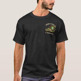 Camiseta 2do El tanque del veterinario M1 de la tormenta de