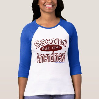 Camiseta 2do Enmienda, TheMoveRight.com