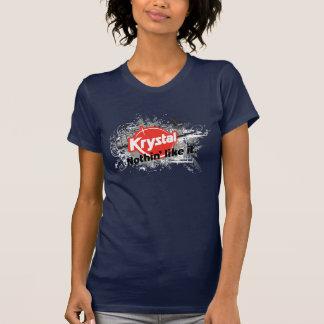 Camiseta 2do lugar de Krystal - nada tiene gusto de él