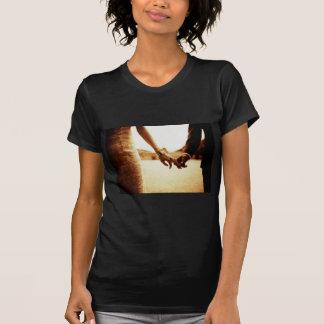Camiseta 35mm black and white sepia toned analog