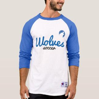 Camiseta 3/4 béisbol T