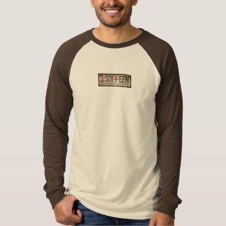 Camiseta 3: Dieciséis manga larga T - XXL