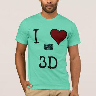 CAMISETA 3D