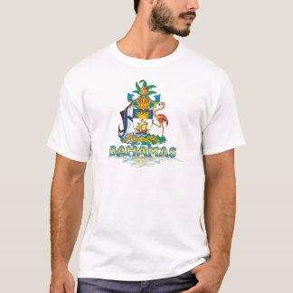 Camiseta 3D Bahamas