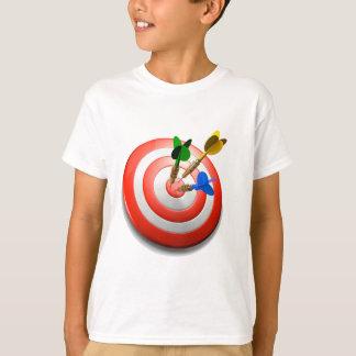 Camiseta 3D lanza la diana Childs T