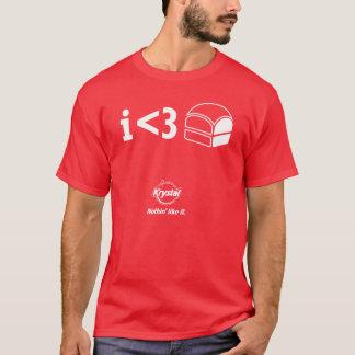 Camiseta ¡3ro lugar de Krystal - I <3 Krystals!