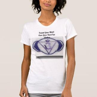 Camiseta 3ro ojo Chakra
