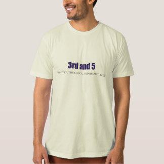Camiseta 3ro y 5
