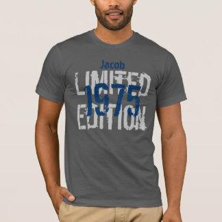 Camiseta 40.o Personalizado V6A de la edición limitada del