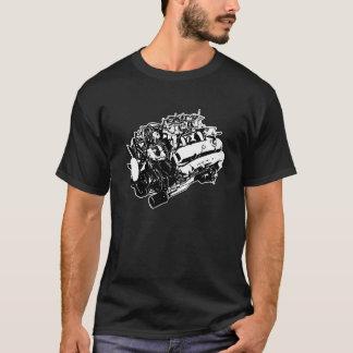 Camiseta 440 seis negros del paquete