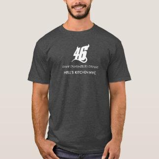 Camiseta 46.a CALLE - DISTRITO de la COCINA de los