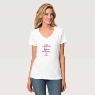Camiseta 4:13 de los filipenses - puedo hacer todas las
