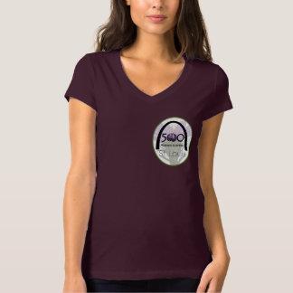 Camiseta 500 científicos St. Louis de las mujeres