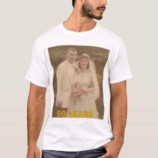 Camiseta 50 años, 50 AÑOS