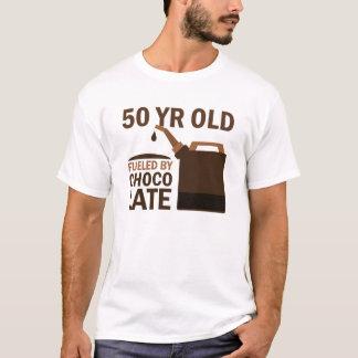Camiseta 50 años aprovisionados de combustible por el