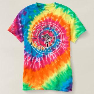 Camiseta 50.o Aniversario del verano del amor 1967-2017
