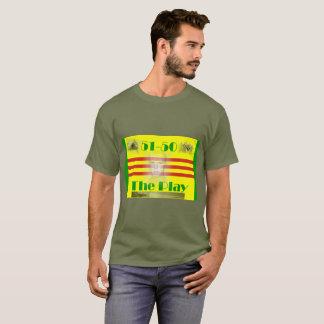 Camiseta 51-50 el juego