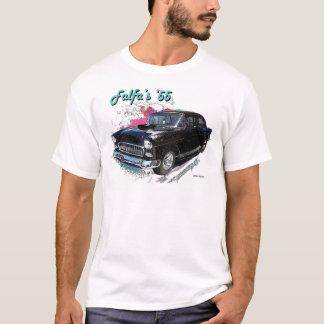 Camiseta 55 Bel Air de Bob Falfa 'de la pintada americana