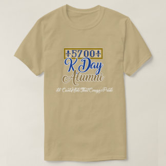 Camiseta 5700 alumnos de Kennedy - guijarro