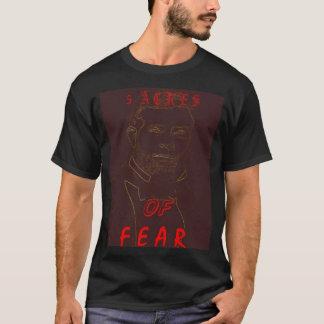 "Camiseta 5 acres de miedo ""Broderick T """