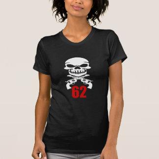 Camiseta 62 diseños del cumpleaños