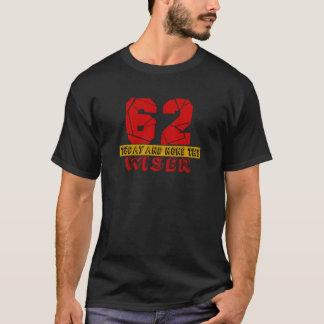 Camiseta 62 hoy y ningunos el más sabio