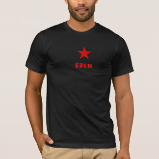 Camiseta 630px-Red_star.svg, E Z L N