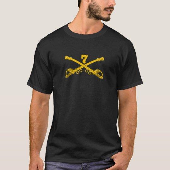 Camiseta 7th cavalry